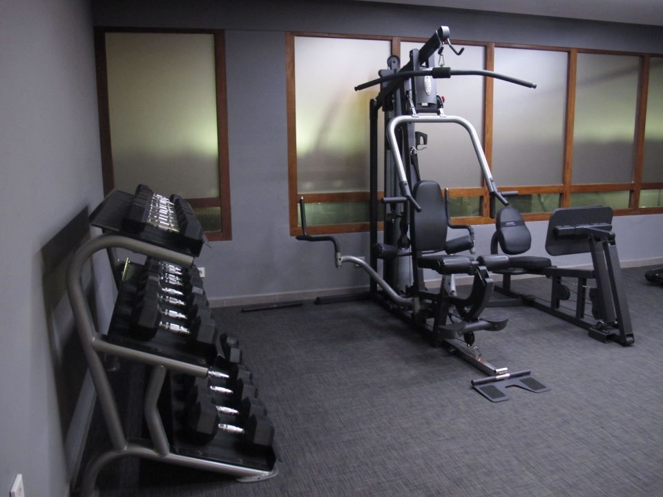 Kleiner Fitnessraum Hotel Caballero Platja De Palma Playa De