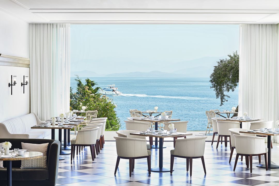 Gastro Corfu Imperial, Grecotel Luxury Beach Resort