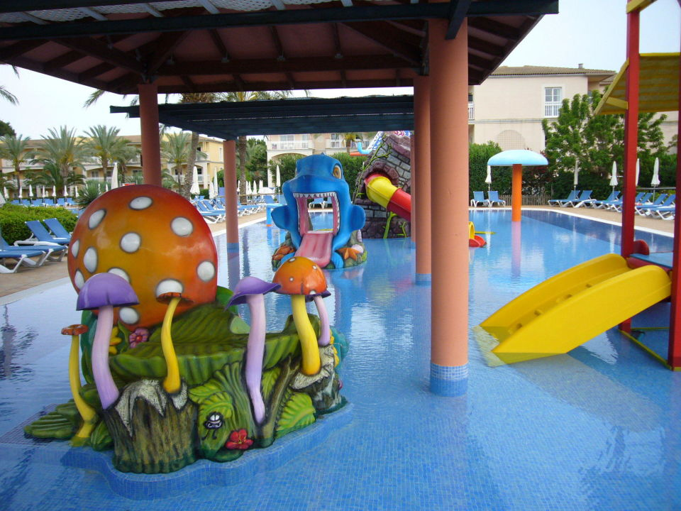 Kinderpool Zafiro Can Picafort