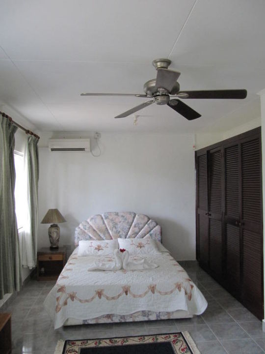 Schlafbereich Jamelah Apartments & Guest House