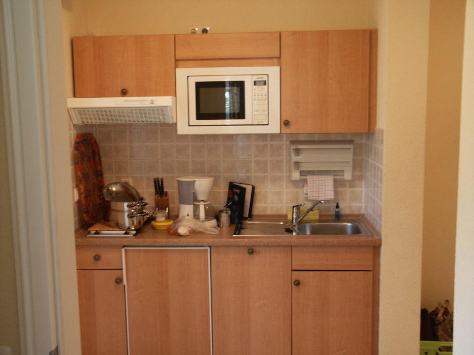 kleine k che mit k hlschrank mikrowelle hotel whitman by h ascheberg On mikrowelle kleine küche