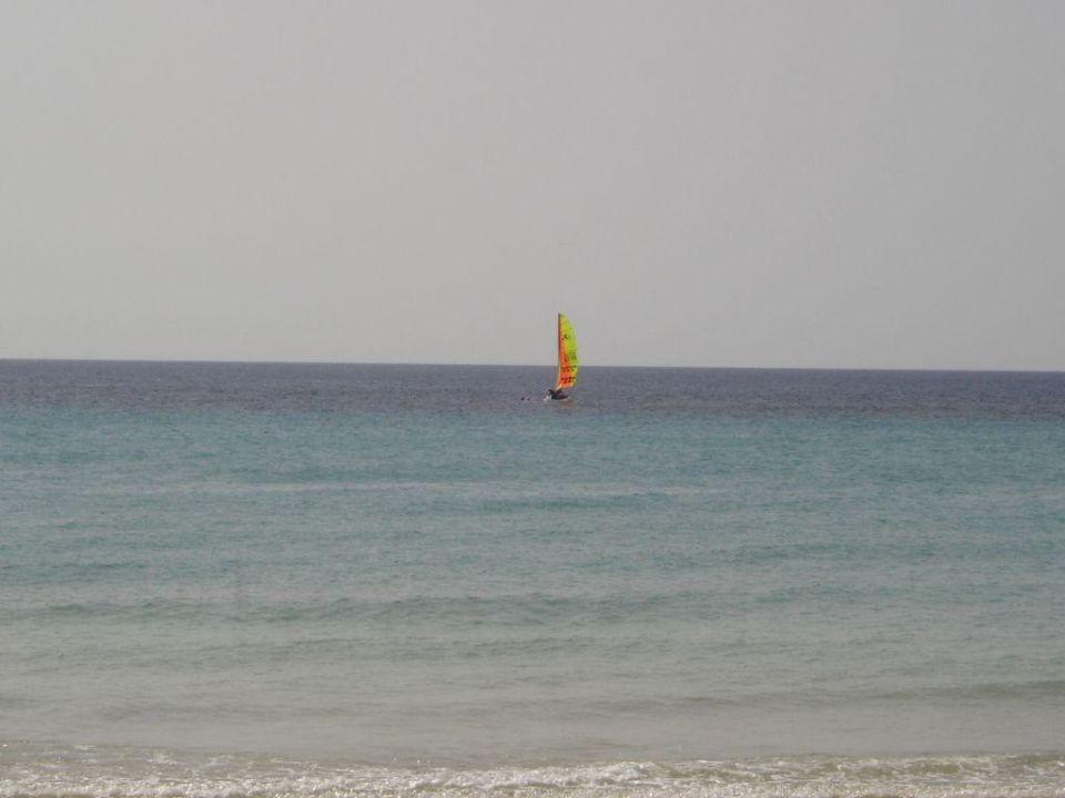 Einsamer Segler SBH Club Paraiso Playa
