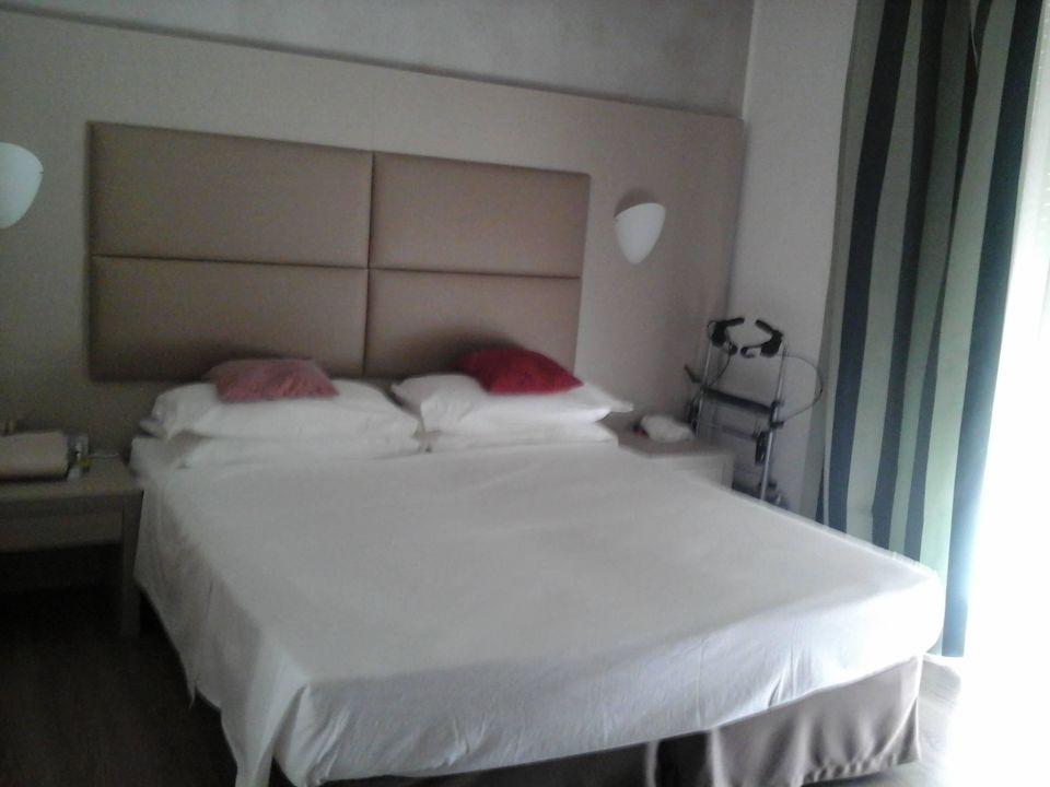 Bett Hotel Sirenetta