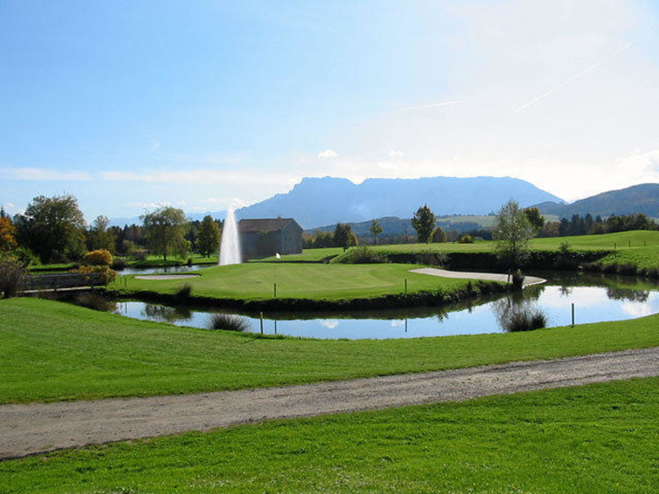 Golfplatz 2 Hotel Moosleitner