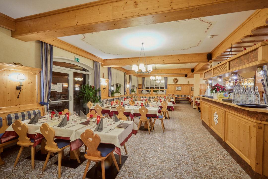 Restaurant Hotel Kirchboden
