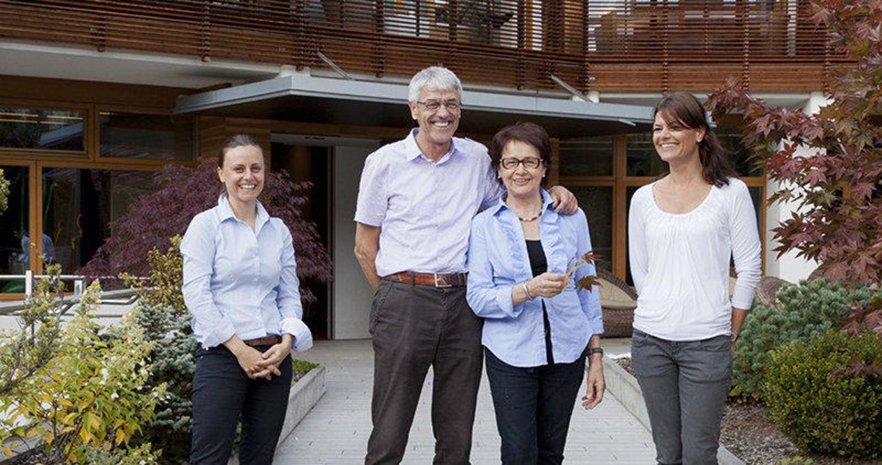 Gastgeber familie leimegger designhotel feldmilla campo for Designhotel feldmilla