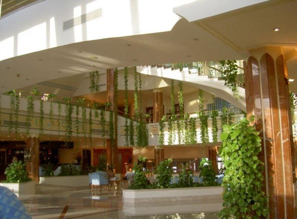 Lobby Hotel Melia Pharao Pharaoh Azur Resort
