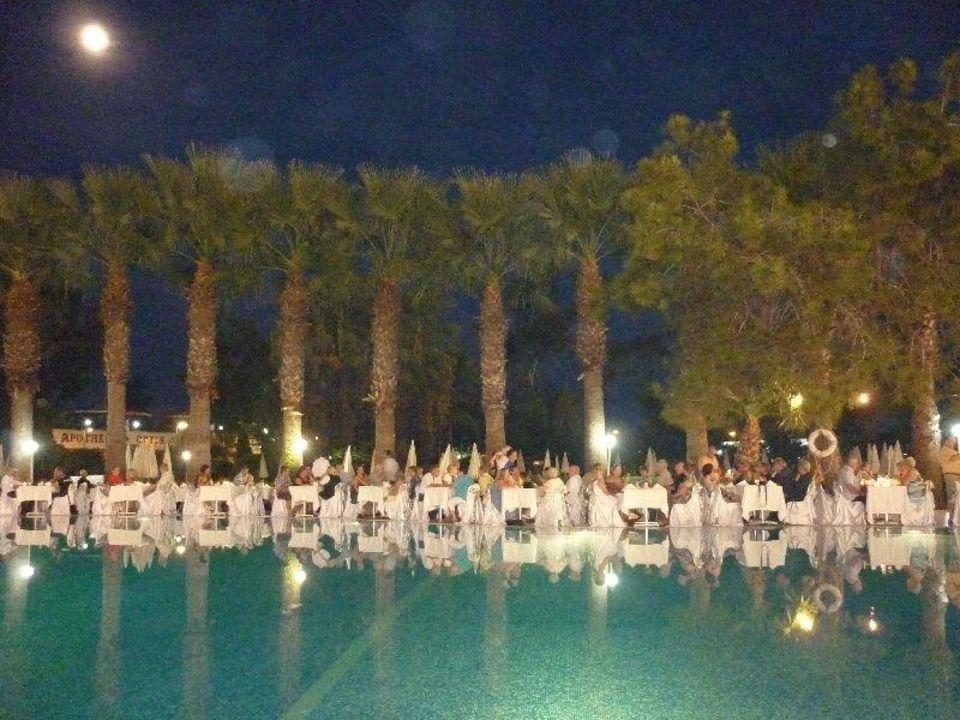 Galadiner Maritim Hotel Saray Regency
