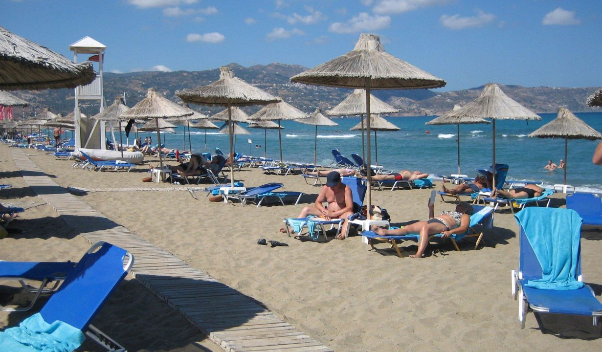 Hotel Agapi Beach