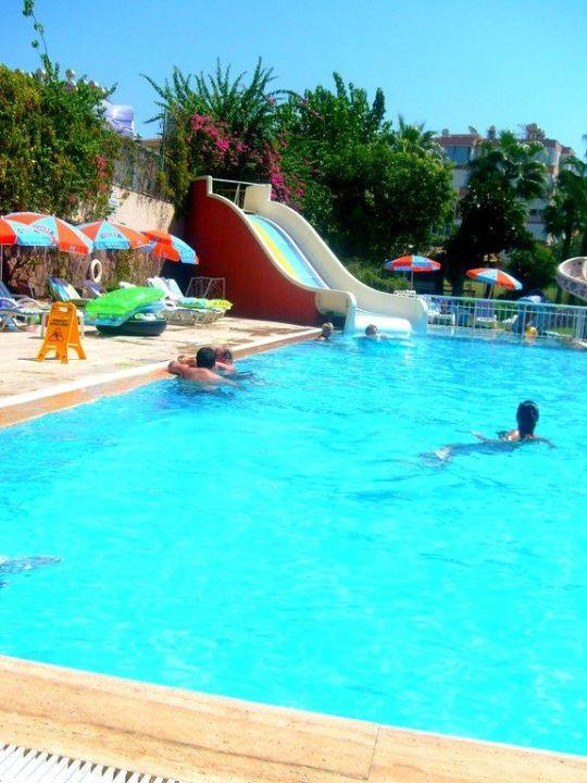 Pool Hotel Elysee Garden