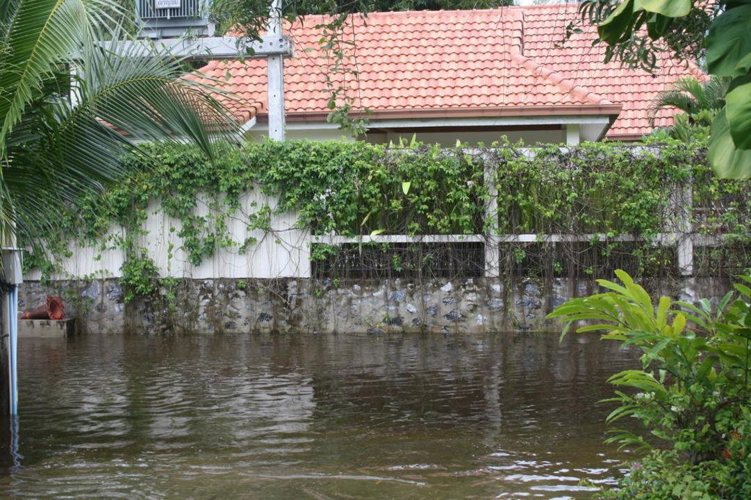 Es regnet mal Casuarina Jomtien Hotel & Baramie Residence