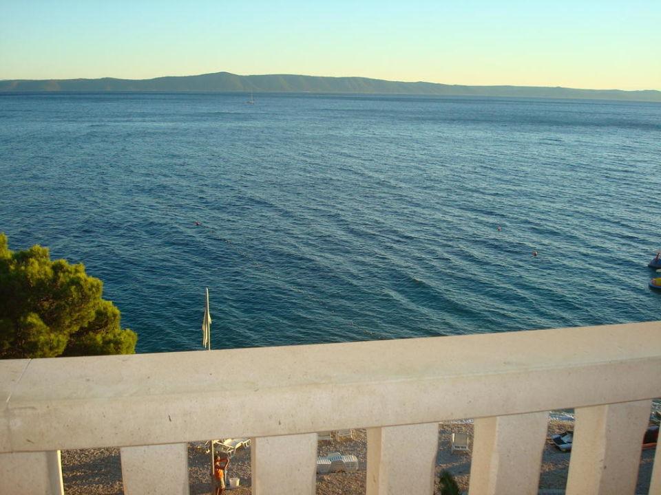 Balkon Hotel Tamaris