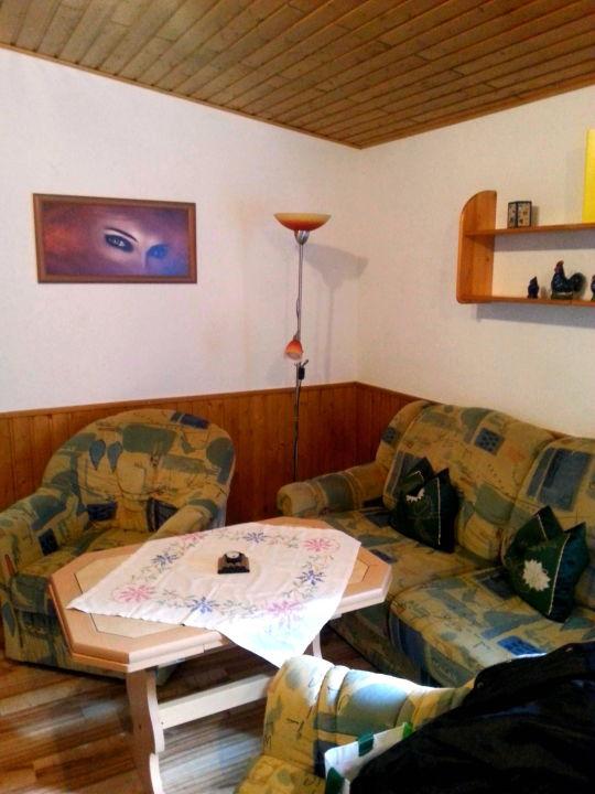 Wohnzimmer Sitzecke Bauernhof Pension Haus Ibe Neustadt Harz Holidaycheck Thuringen Deutschland