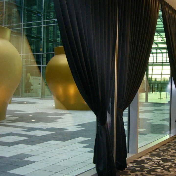 Außergewöhnliches Interieur-Design Hotel Kameha Grand Bonn