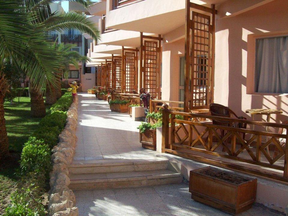 "Unser ""Block"" Festival Shedwan Golden Beach Resort  (Im Umbau/Renovierung)"