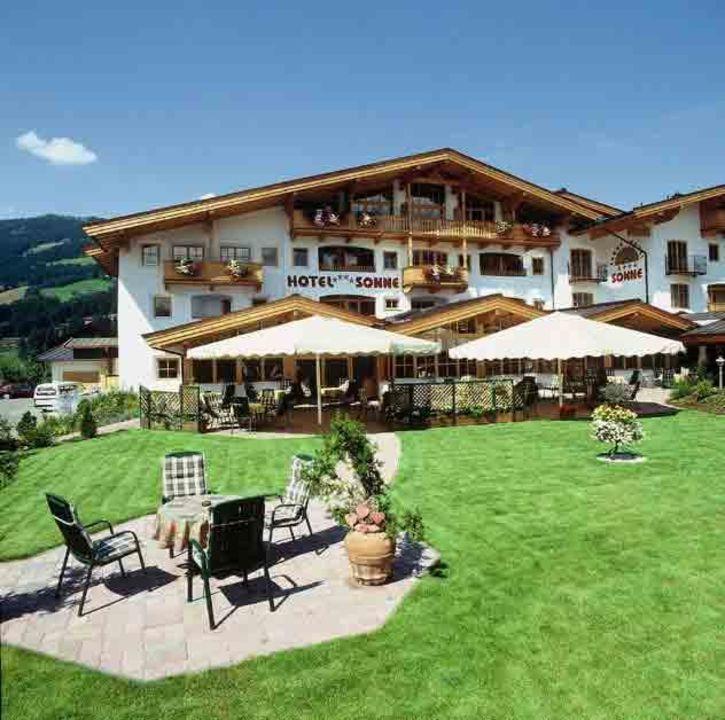 Gartenanlage Activ Sunny Hotel Sonne