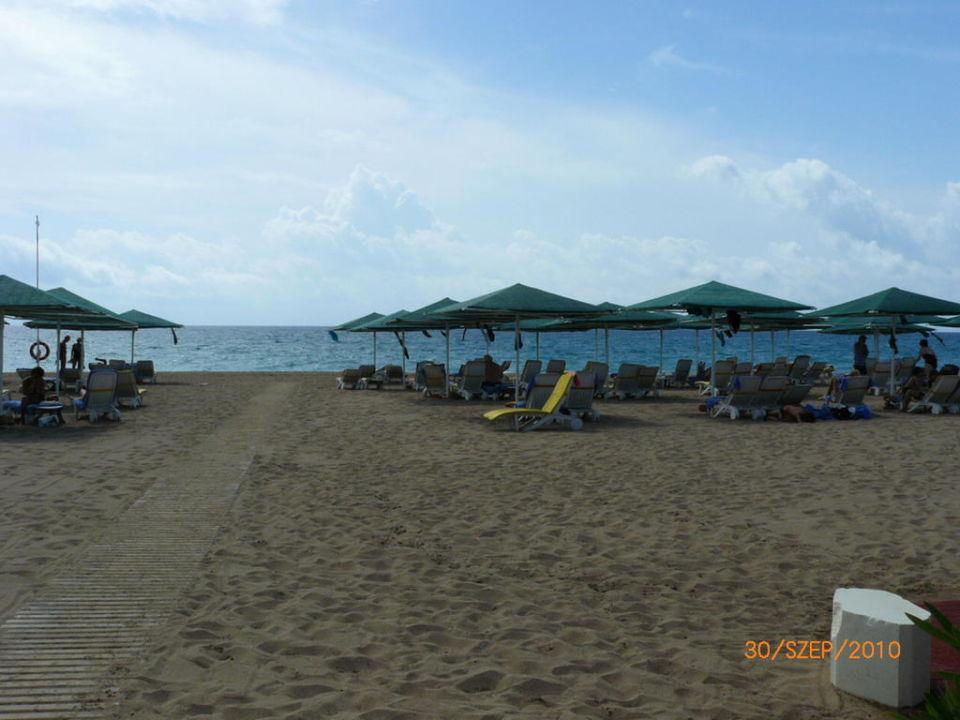 Beach Hotel Paradise Side Beach  (Vorgänger-Hotel – existiert nicht mehr)
