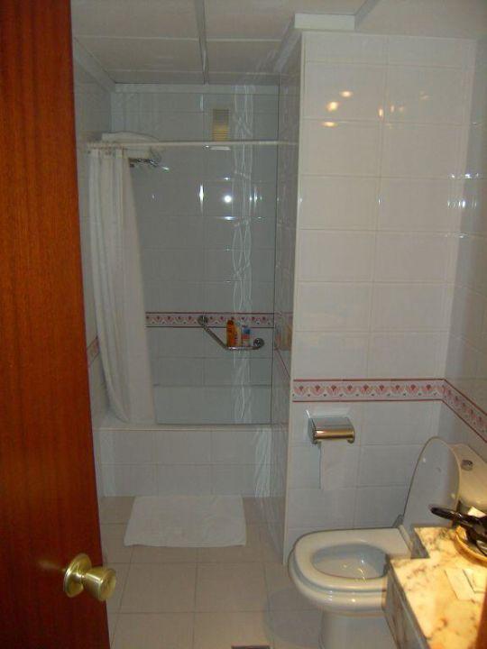 Badezimmer (214) Hotel Voramar