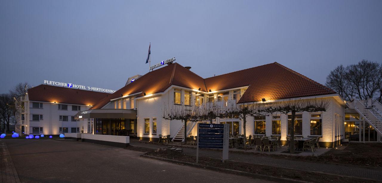 Aussenansicht Fletcher Hotel Restaurant S Hertogenbosch S