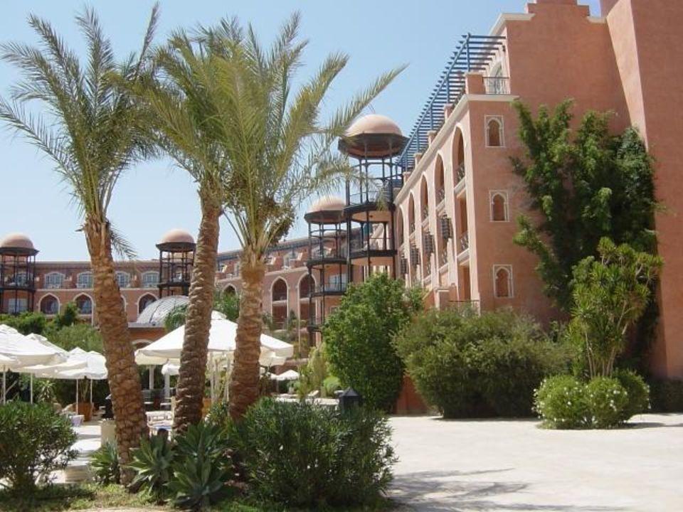 Poolbereich Grand Resort (Hurghada) The Grand Resort
