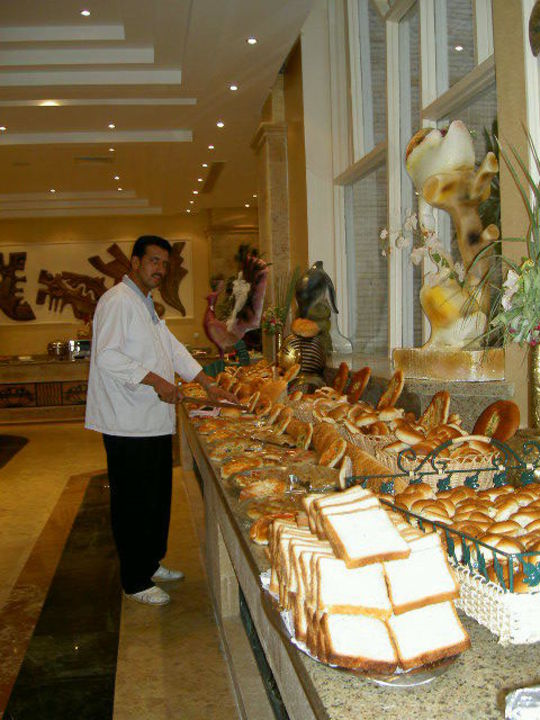Buffet im Hotel Shams Safaga Hotel Shams Safaga