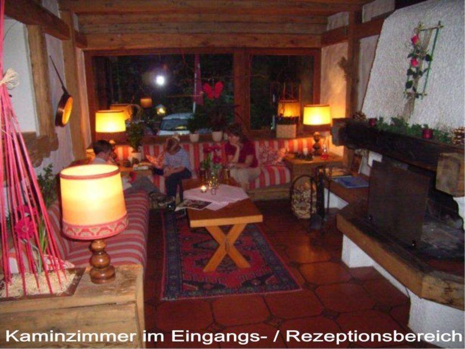 Kaminzimmer Hotel Widderstein
