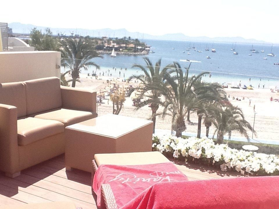 Quot Dachterrasse Quot Vanity Hotel Golf Adults Only Alcudia