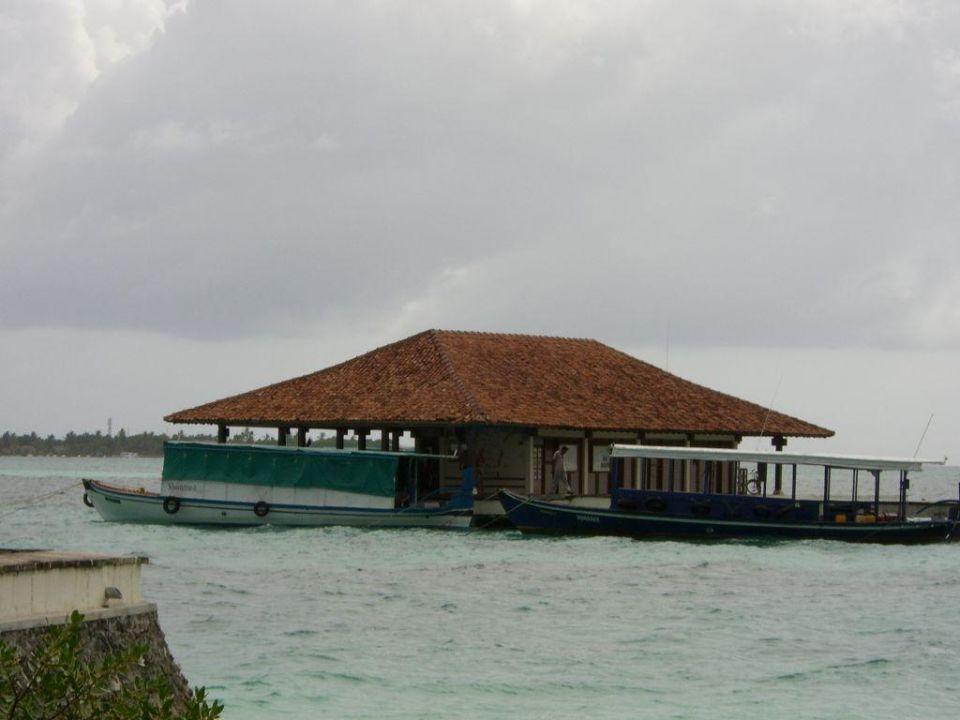 Tauchbasis Hotel Club Faru