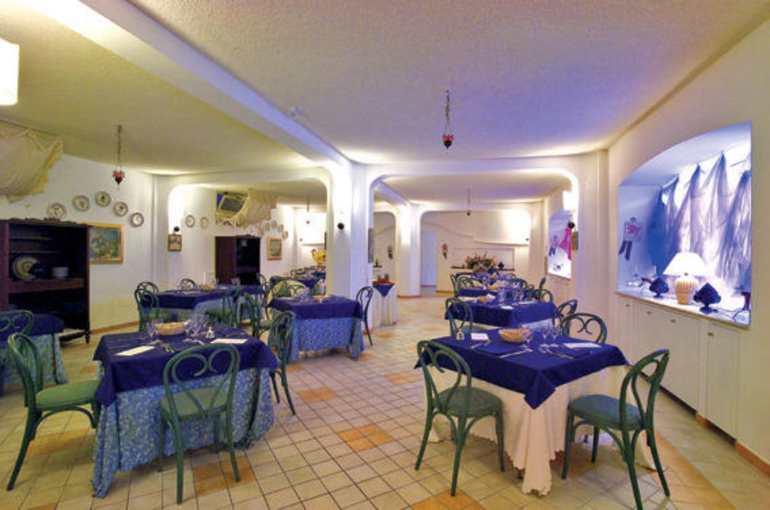 Sala Colazioni Gabbiano Hotel