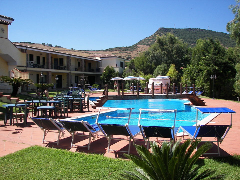 Vista Hotel La Ciaccia