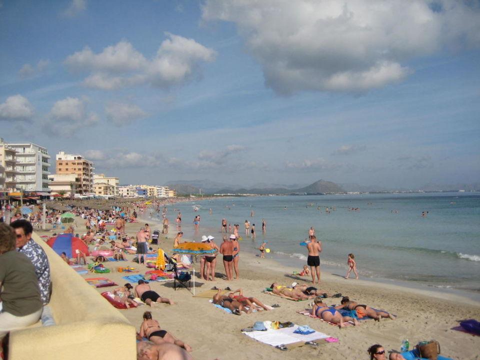 Strandpromenade JS Hotel Miramar