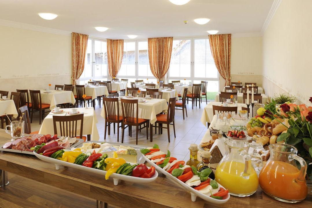Frühstücksraum/Büffet Hotel Inspiration Hotel Inspiration