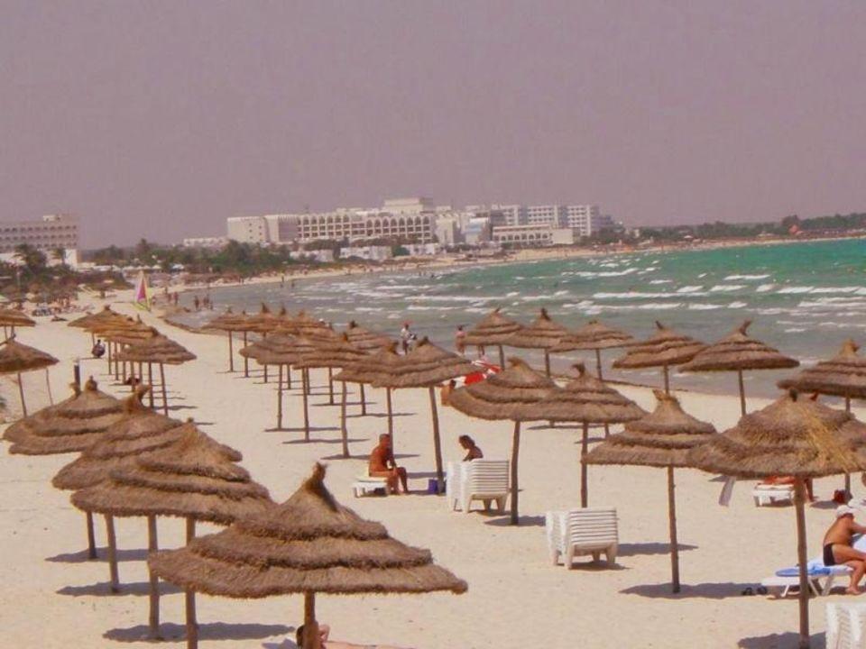 Skanes Tunesien Hotel Amir Palace