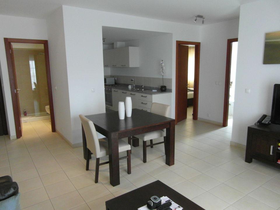 Fernseher Küche   2 Bader 1 Kuche Terrasse 2 Fernseher Etc Melia Tortuga Beach
