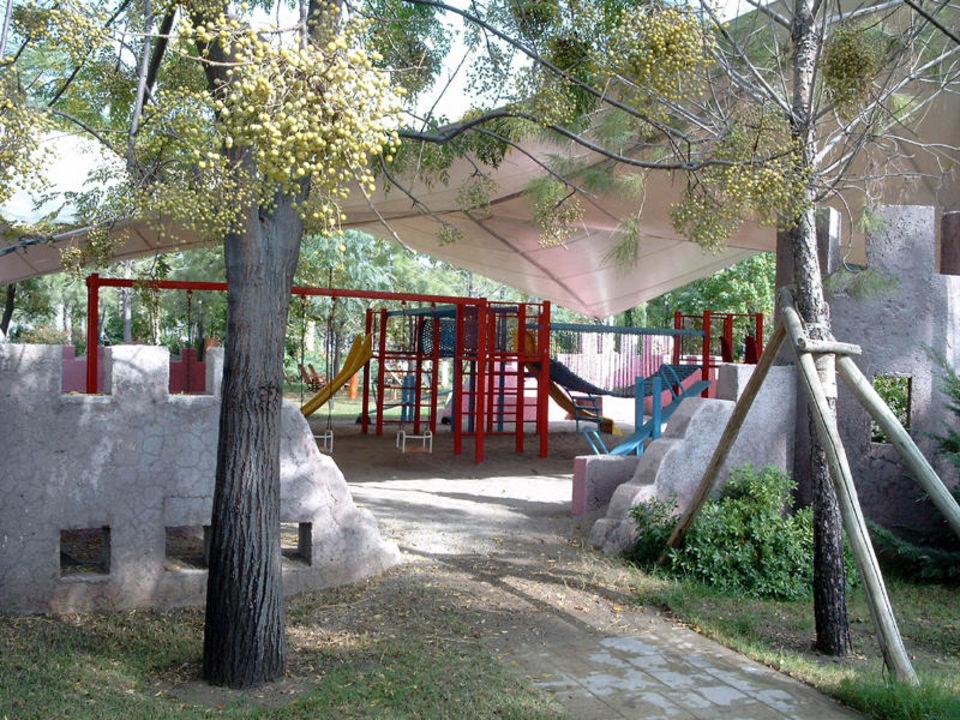 Topkapi Palace. Kinderspielplatz Swandor Hotels & Resorts Topkapi Palace