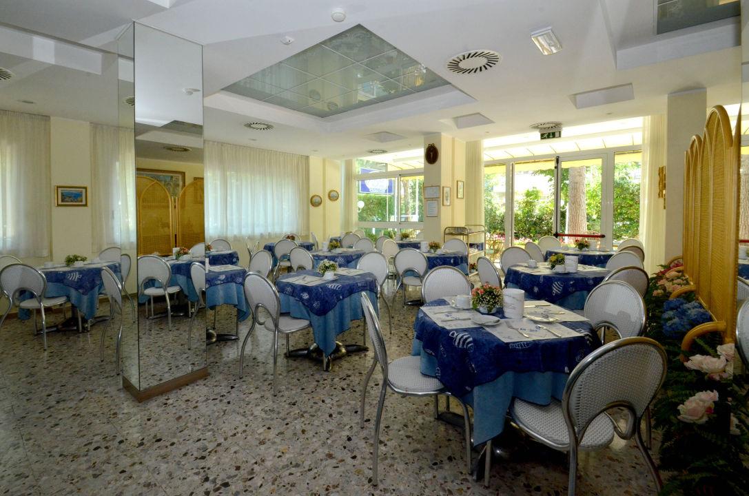 Fruehstuecksraum Hotel Cristina