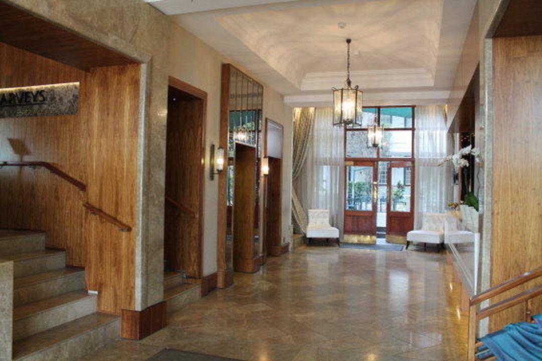 Elegante Einrichtung Hotel Winchester Mansions