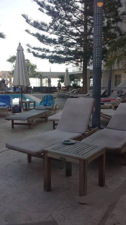 Auflage Liegen Glaros Beach Hotel