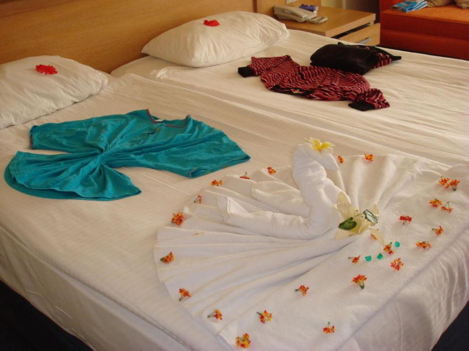 Zweites Kunstwerk von Fatma Alva Donna Beach Resort