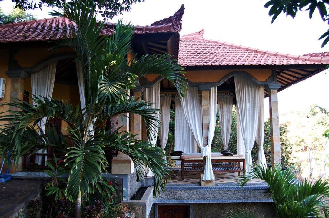 Der Spa - Bereich Hotel Puri Mangga