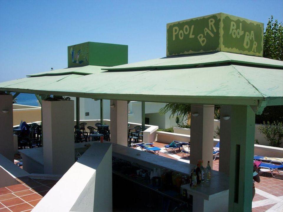 Poolbar Mitsis Rhodos Maris Resort & Spa