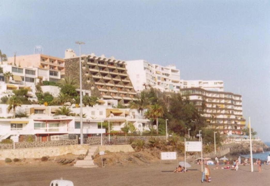 IFA BEACH HOTEL Strand direkt am Hotel Corallium Beach by Lopesan Hotels
