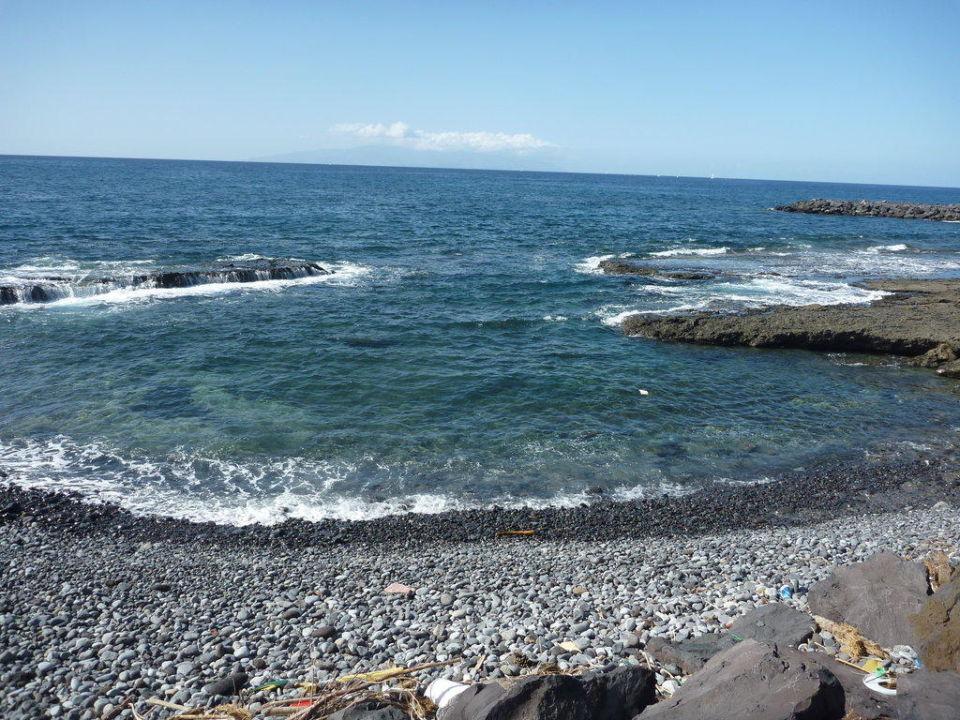 Strand In Der Nahe Des Hotels Allsun Hotel Los Hibiscos Costa