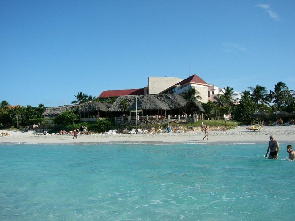 Kuba - Varadero - Iberostar Bella Costa - Strandrestaurant Hotel Superclubs Breezes Bella Costa