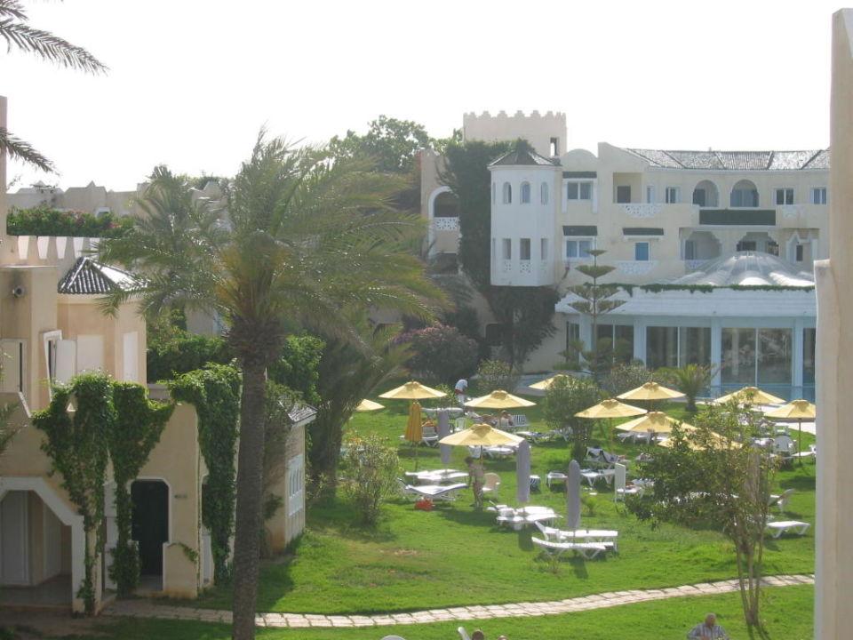 Gartenanlage LTI Mahdia Beach
