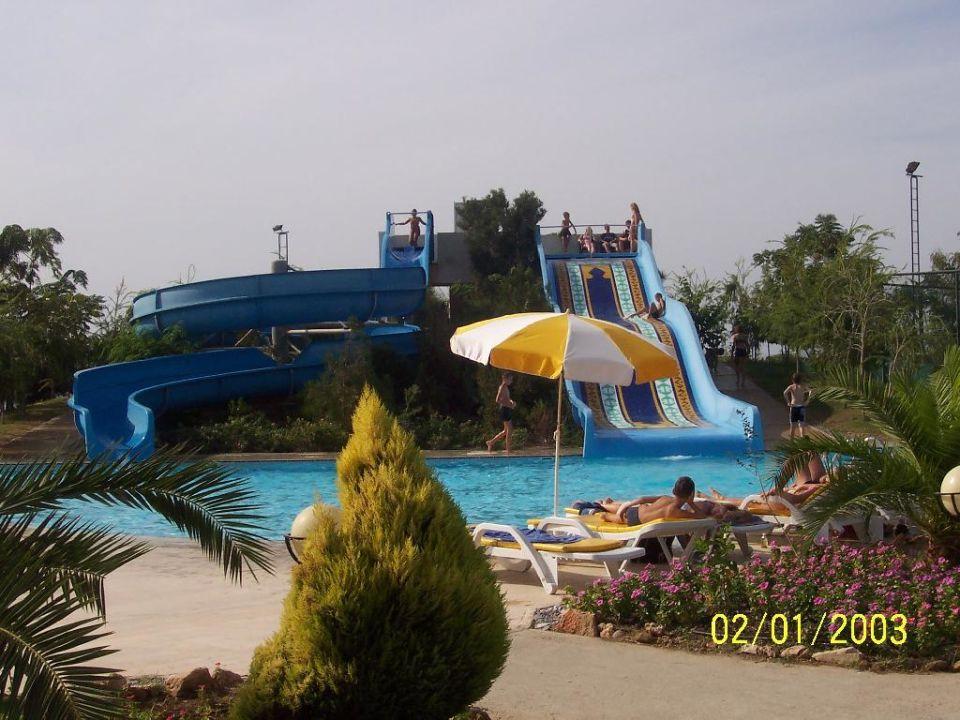 Aquapark Justiniano Club Park Conti