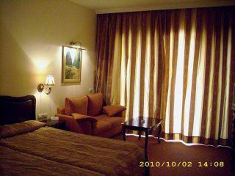 Zimmerblick Hotel Grifid Bolero