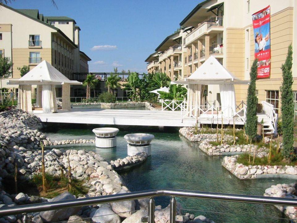 Wellness - Außenbereich Alva Donna Exclusive Hotel Belek