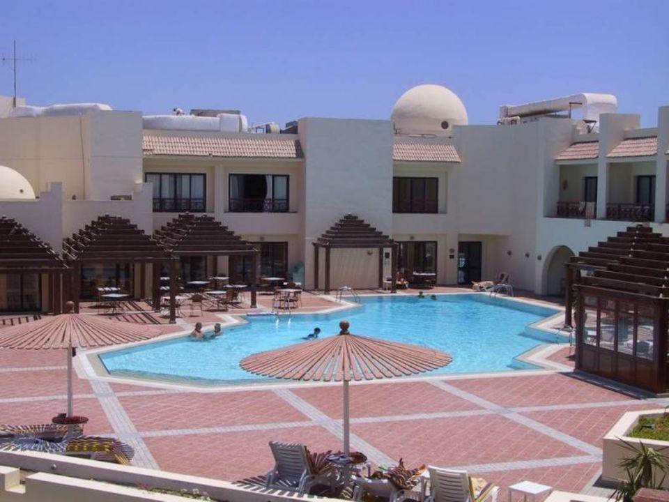 Ägypten Grand Plaza Pool und Pizzeria Grand Plaza Hotel