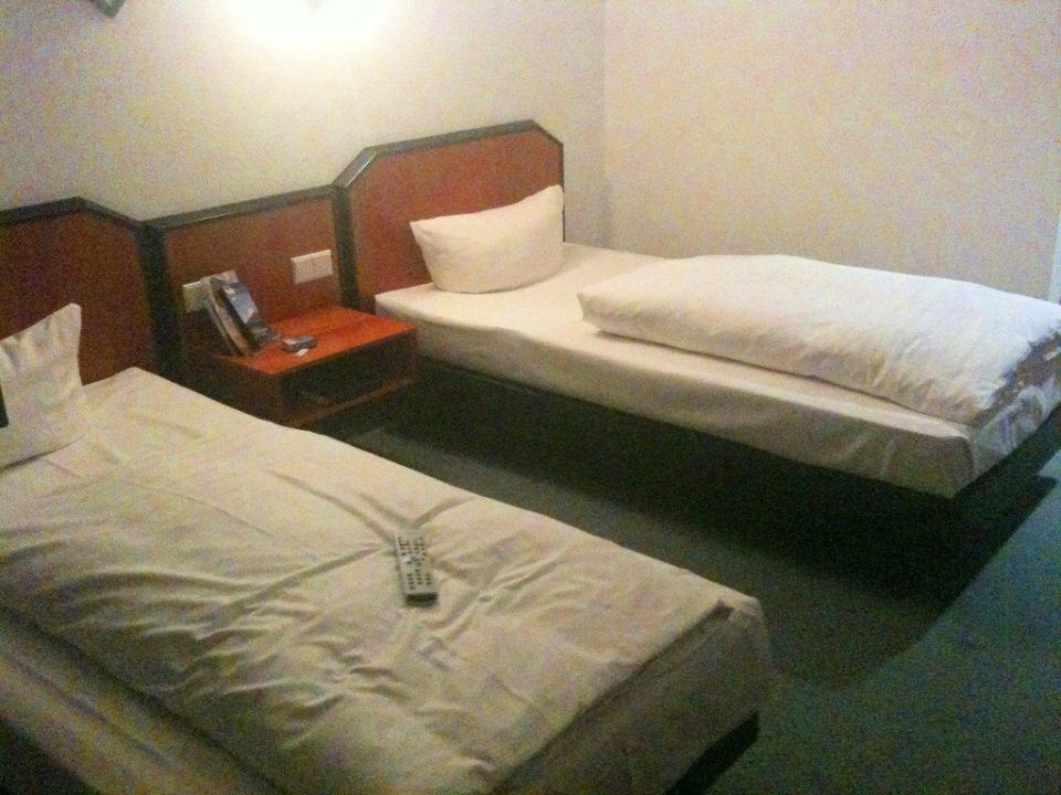 Zimmer Fora Hotel Hannover